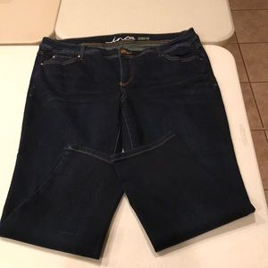 Women's jeans size 22WP by INC. #P20